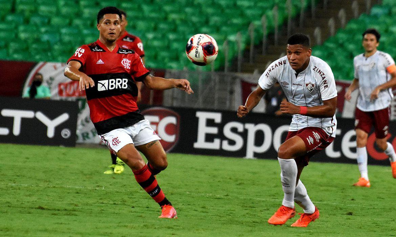 Fluminense vence Flamengo pela terceira rodada do carioca. (Foto: Maílson Santana/Fluminense