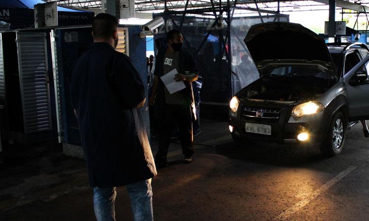 Postos do Detran RJ realizará vistorias noturnas. (Foto: Divulgação).