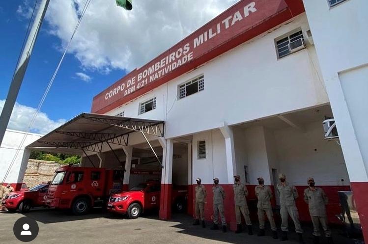 Visita comando geral CBMERJ ao interior fluminense. (Foto: Divulgação)