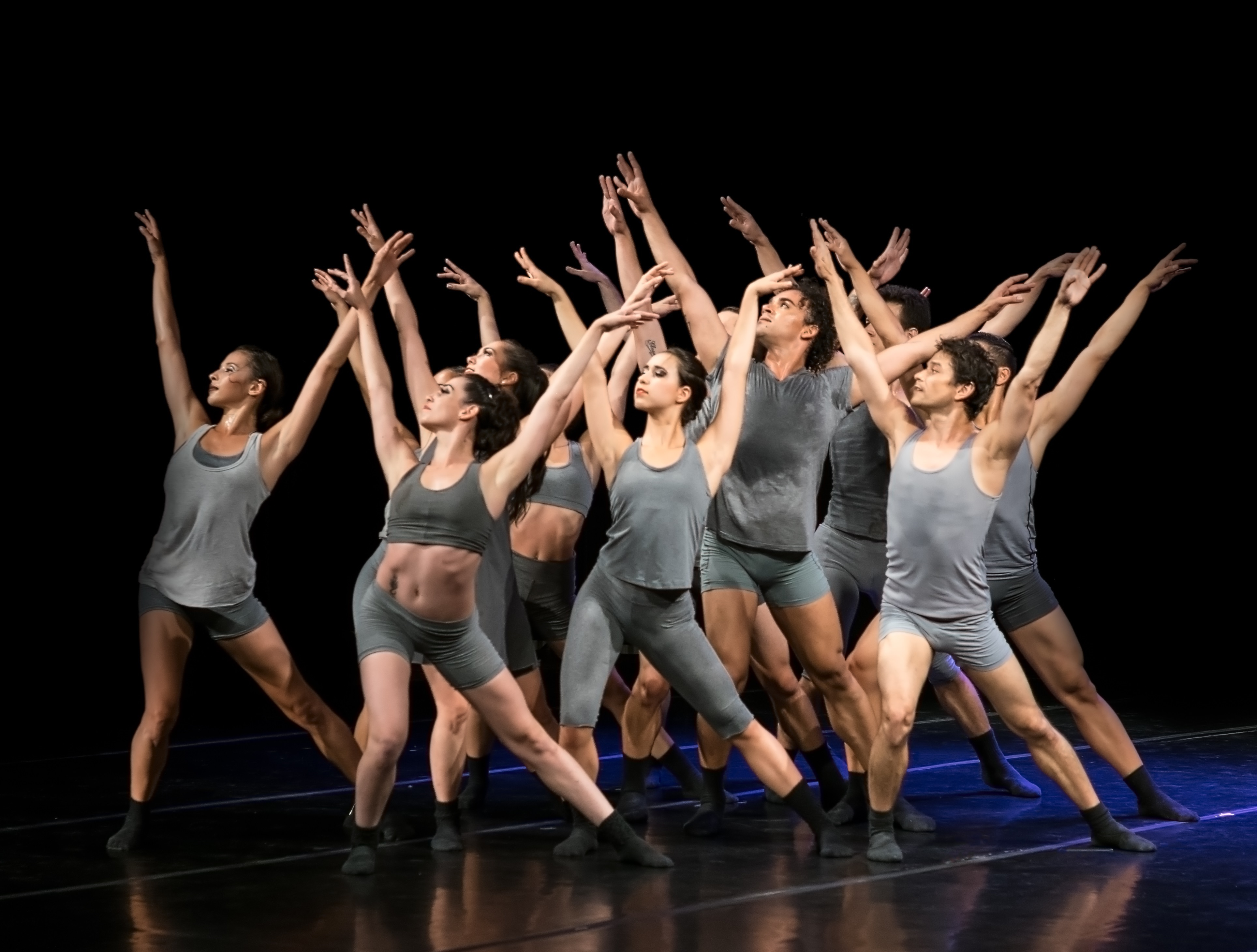 O canto da Minha Terra - Ballet Stagium (Foto: Edgar Bermudes).