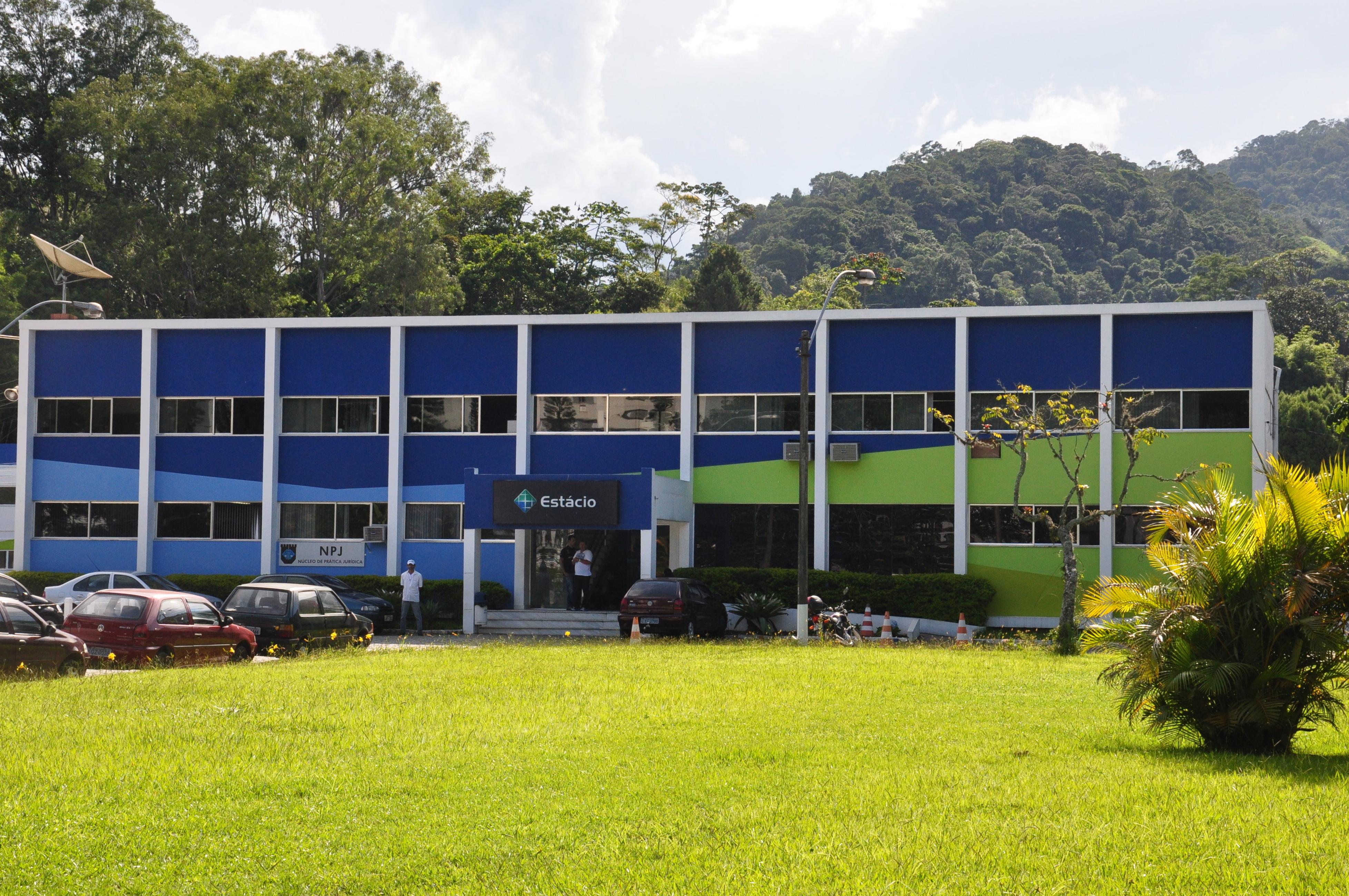Campus Petrópolis. (Foto: Divulgação)